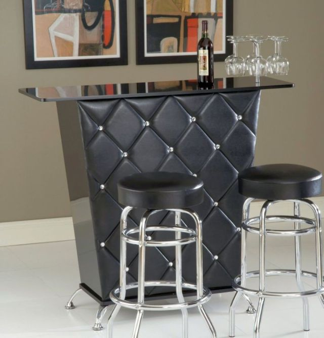 Extraordinary Interior Bar Counter Design For Home Pictures - Best ...