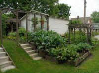 17 Fantastic Terraced Flower Garden Ideas