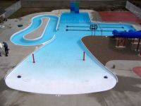 20 Lazy L Pool Designs in Backyard Decoration Ideas