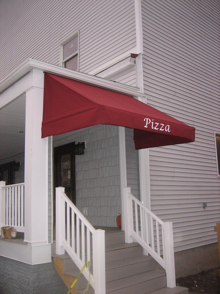 Commercial Entrance Awnings  Awnings Direct