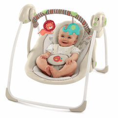 Swing Chair Mamas And Papas Silver Covers Wedding Top Bouncers Rockers! ||my Baba