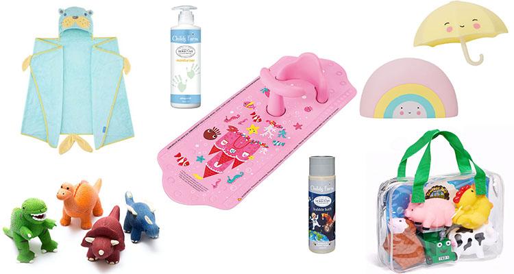 Splish Splash Our Favourite Bathtime Products For Summer