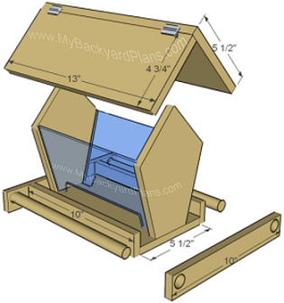 PDF Bird feeders plans squirrel proof DIY Free Plans Download wood ...