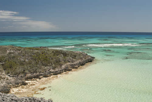 Devils Point at Cat Island Bahamas