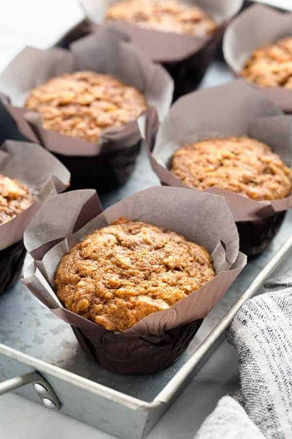 Fall Dessert Wallpaper Morning Glory Muffins Recipe