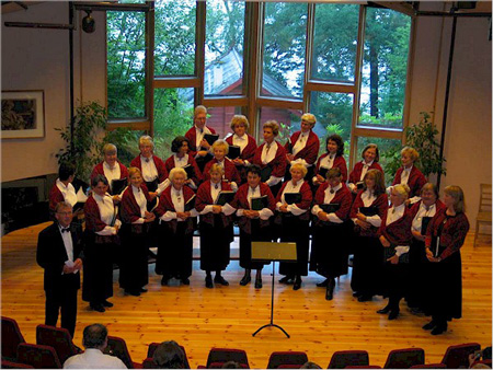 Norwegian Ladies Chorus of Seattle, Wash.