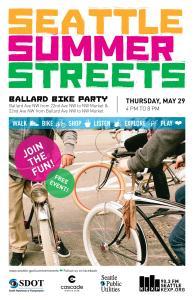 Ballard Summer Streets