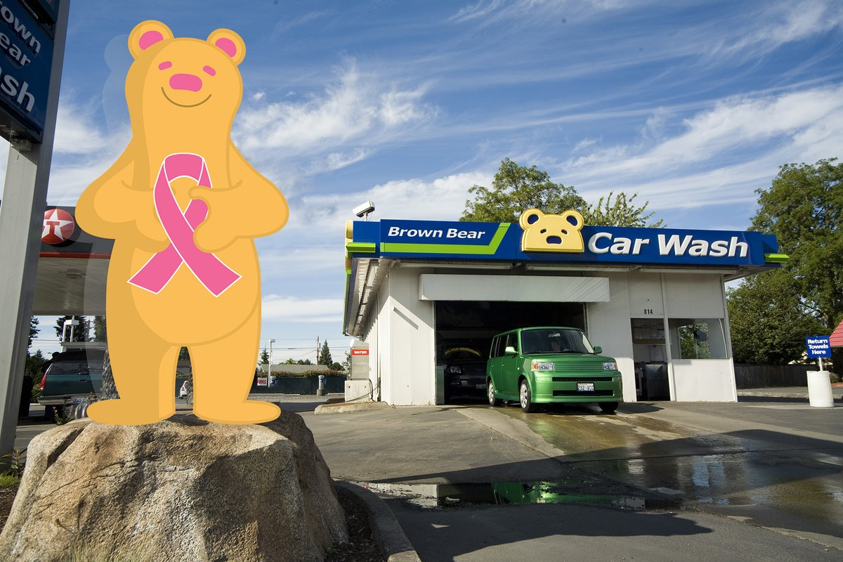 My Ballard » Brown Bear to Car Wash for a Cure this Thursday