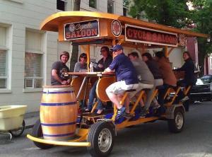 cycle saloon