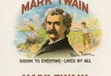 Author Mark Twain Files Bankruptcy!