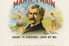 Author Mark Twain Files Bankruptcy!