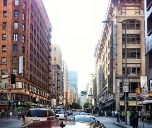Downtown LA Bankruptcy Lawyer