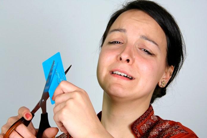 Ashamed of filing bankruptcy