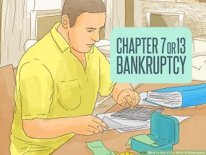 Convert Your Bankruptcy To Chapter 13