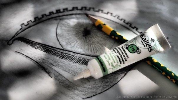 kallèis 115 trattamento contorno occhi decongestionante mybarr