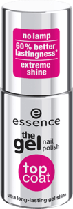 Essence top coat effetto gel