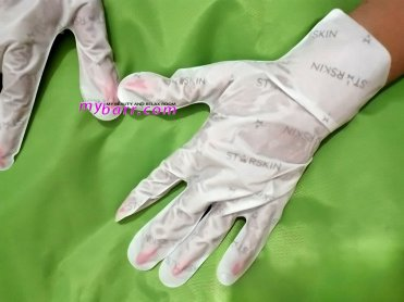 maschera nutriente per le mani Hollywood hand model Starskin Beauty Douglas mybarr