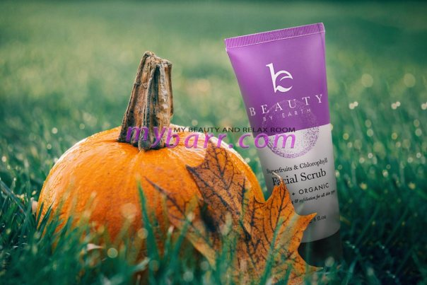beauty by earth facial scrub bio clorofilla mybarr