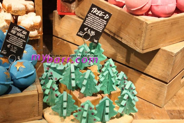 natale 2017 lush novità natalizie regali mybarr