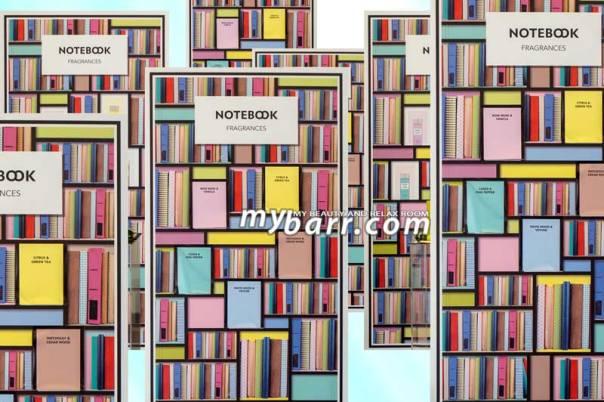 notebook fragrances by selectiva evento presentazione milano mybarr