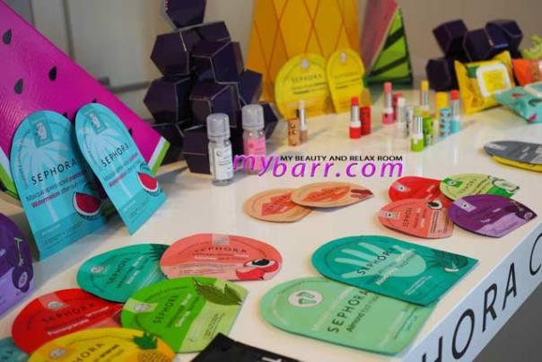 sephora collection novità skincare 2018 pressday mybarr