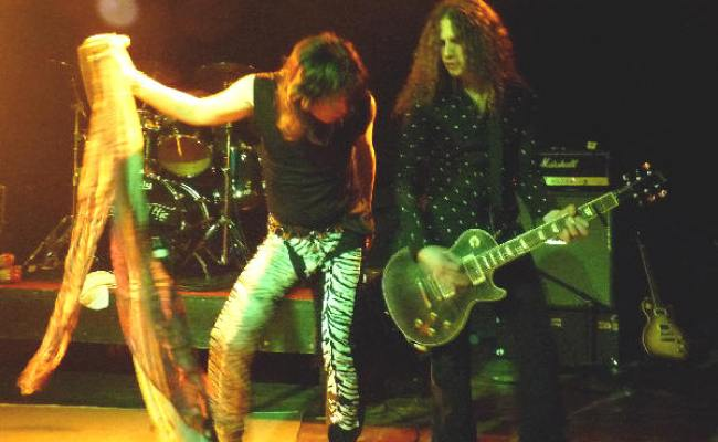Mybaycity Aerosmith Tribute Band Was In Town On April