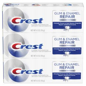 Crest Gum & Enamel Repair Toothpaste Advanced Whitening