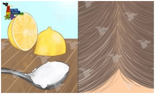 coconut oil and lemon juice for grey hair