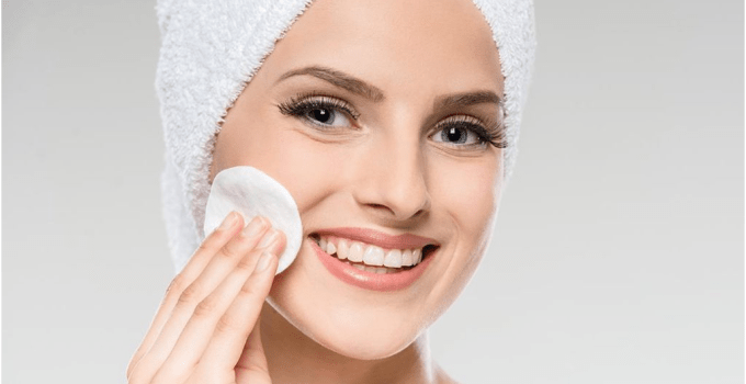 steady facial cleansing