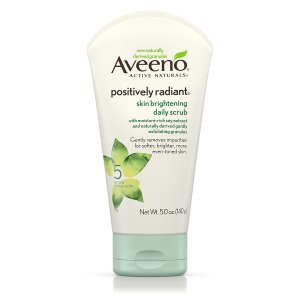 aveeno exfoliating body scrub