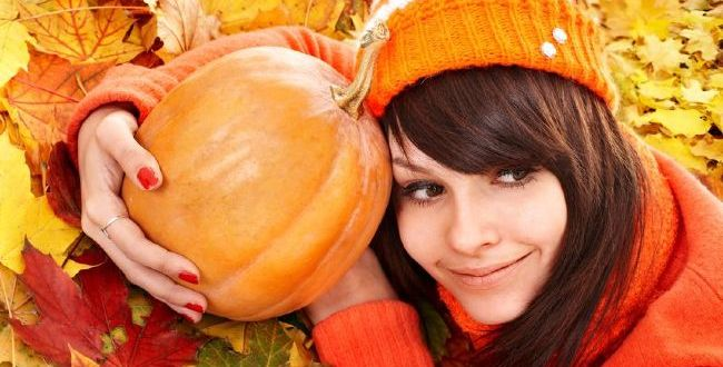 fall veggies for skin
