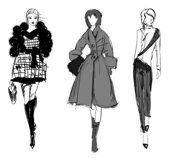 fashion styles pinterest