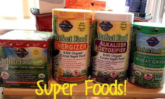 Garden of Life Super Foods