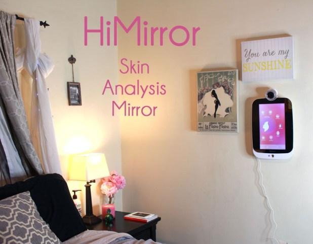 HiMirror Skin Analysis