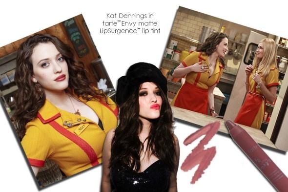 Kat Dennings 2 Broke Girls Tarte