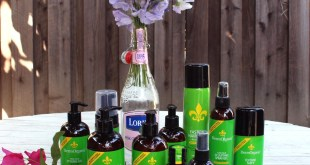 DermOrganic cruelty free hair products