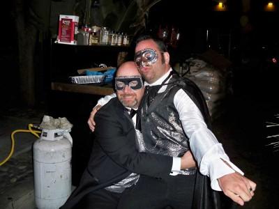 Matt and Mike