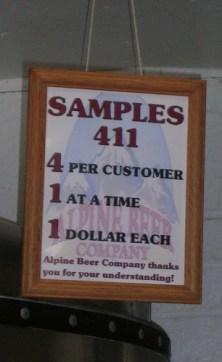 New Sampling Rules