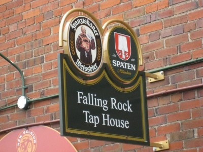 Falling Rock was almost better than the GABF itself