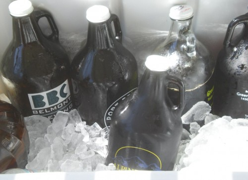 Labor Day Growler Party