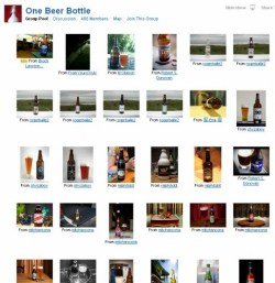 The One Beer Bottle Photo Pool