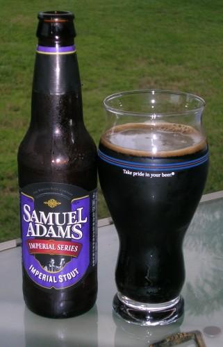 Samual Adams - Imperial Stout
