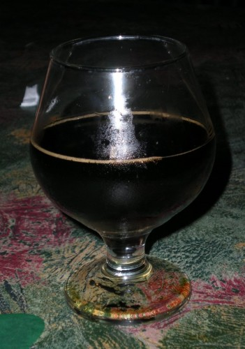 Serpent's Stout aged in Jack Daniels barrel