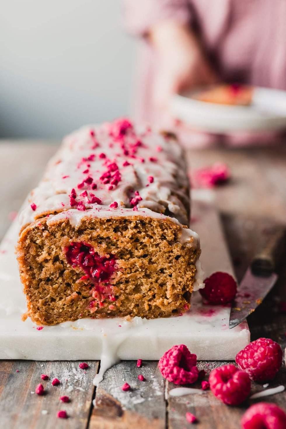 Vegaaninen Runebergin kakku