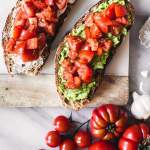 The best taco bruschetta