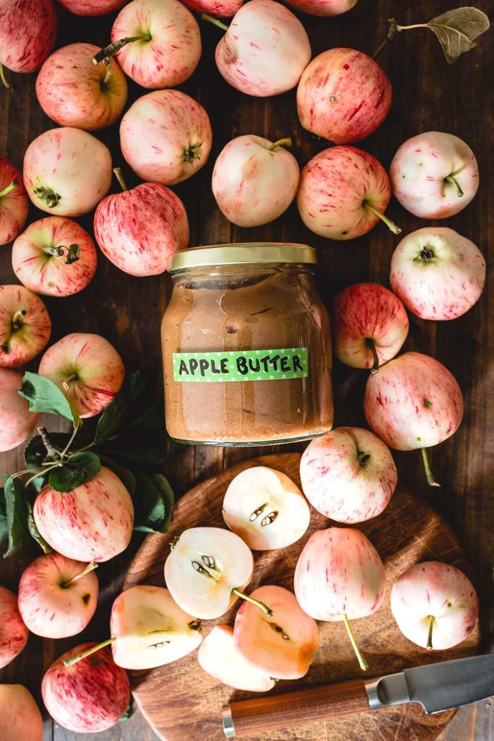 Applesauce vs Apple Butter