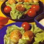 German Egg Recipe: Eggs Mirabell with a Breaded Crust