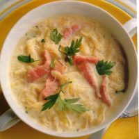 German Sauerkraut Soup - Authentic Recipe