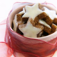 German Cinnamon Star Cookies - Classic Christmas Specialty