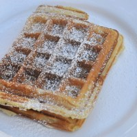 German Waffles - Authentic Recipe